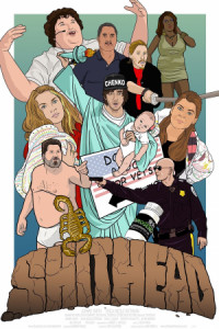 Shithead poster