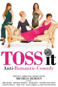 Toss It poster