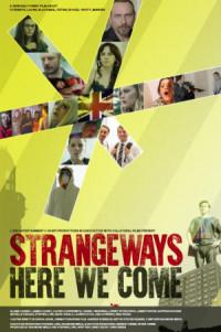 Strangeways Here We Come poster
