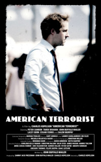 American Terrorist poster