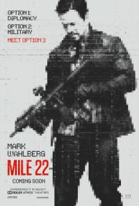 Red Zone - 22 miglia di fuoco poster