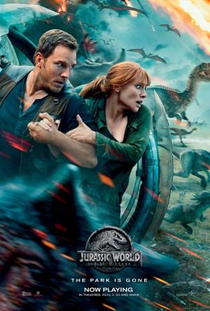 Jurassic World: Fallen Kingdom 675x1000