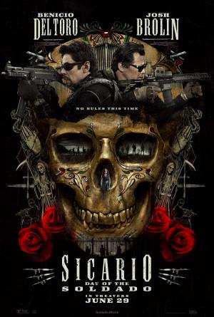 Sicario: Day of the Soldado 2025x3000