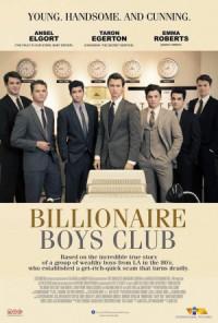 Клуб молодих мільярдерiв poster