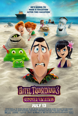 Hotel Transylvania 3: Summer Vacation 1381x2048