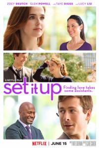 Set It Up poster