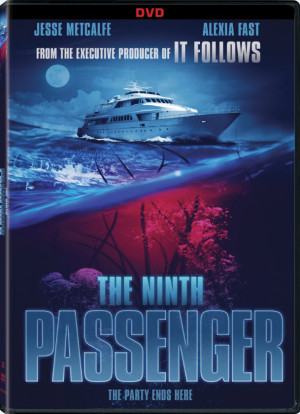 The Ninth Passenger 609x840