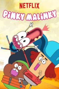 Pinky Malinky poster