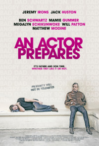 An Actor Prepares poster