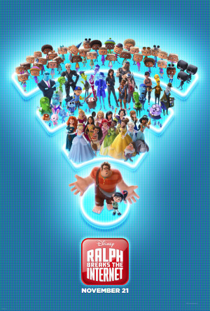 Ralph Breaks the Internet 1382x2048