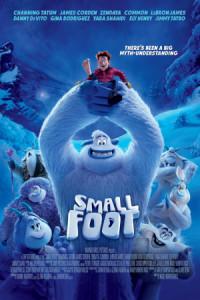 Smallfoot - Ein eisigartiges Abenteuer poster
