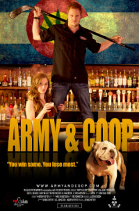 Army & Coop poster