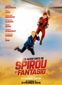 Les aventures de Spirou et Fantasio poster