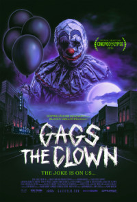 Gags The Clown poster