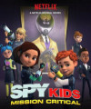 Spy Kids: Mission Critical poster