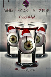 James Jones and the Haunted Christmas poster