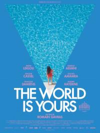 Die Welt gehört dir poster