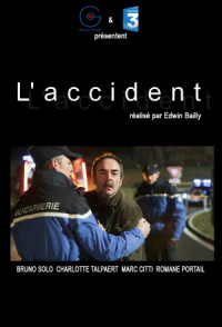L'Accident poster