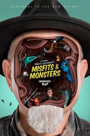 Bobcat Goldthwait's Misfits & Monsters 427x640