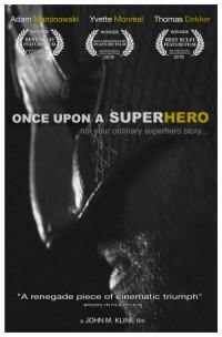 Once Upon a Superhero poster