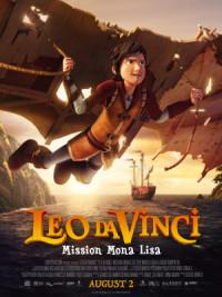 Leo Da Vinci: Mission Mona Lisa poster