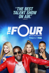 The Four: Battle for Stardom poster