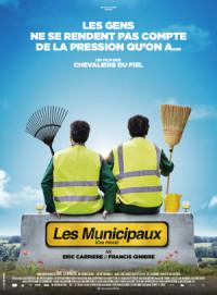 Les Municipaux, ces héros poster