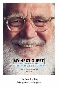 O Próximo Convidado Dispensa Apresentações com David Letterman poster