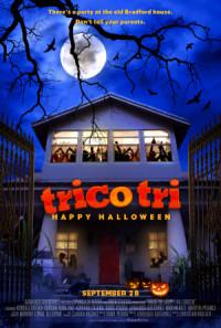 Trico Tri Happy Halloween poster