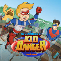 The Adventures of Kid Danger poster