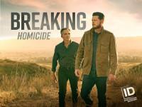 Breaking Homicide poster