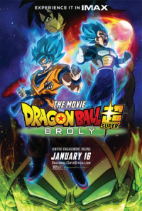 Dragon Ball Super: The Movie poster