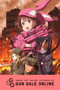 Sword Art Online: Alternative Gun Gale Online poster