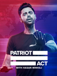 Patriot Act with Hasan Minhaj poster