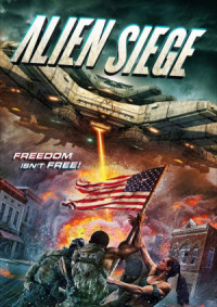 Alien Siege poster