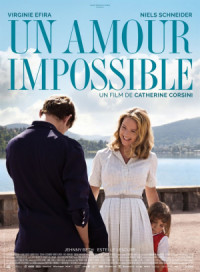 Un amour impossible poster