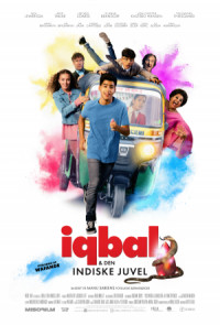 Iqbal & the Jewel of India poster