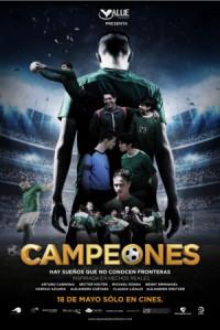 Campeones poster