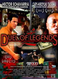 Duel of Legends poster
