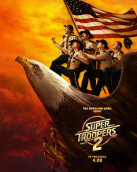 Super Troopers 2 poster