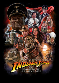 Indiana Jones and the Sanctuary of the Black Order poster