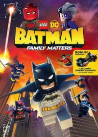 LEGO DC: Batman - Familienangelegenheiten poster