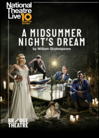 National Theatre Live: A Midsummer Night's Dream poster