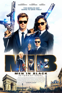 Men in Black: International poster