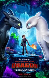 Dragon Trainer - Il mondo nascosto poster