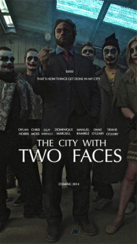 City with Two Faces poster