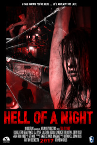 Hell of a Night poster