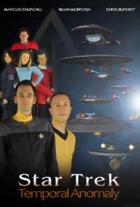 Star Trek: Temporal Anomaly poster