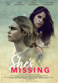 She's Missing poster