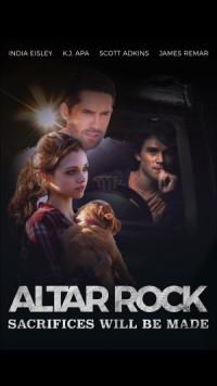 Altar Rock poster